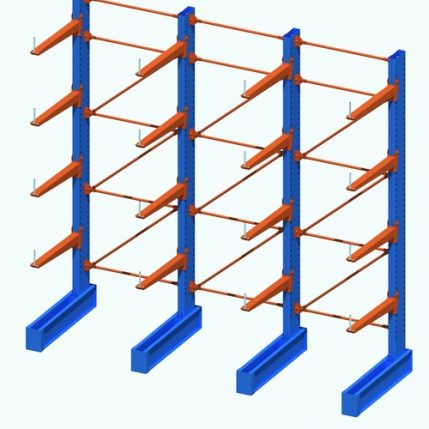 Single-sided+Cantilever+Rack